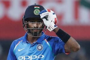 Hardik Pandya's blistering 78 guides India to series win vs Australia