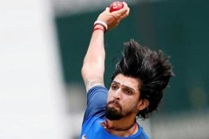 Spotlight on Ishant Sharma in India Blue vs India Red in Duleep Trophy...