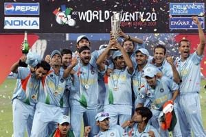 On this day: Indian cricket team clinched ‪ICC World Twenty20 title in...