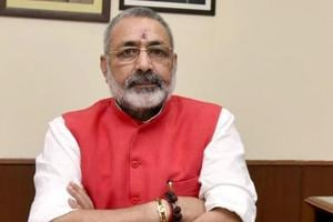 Union minister Giriraj Singh questions Durga idol immersion order of...