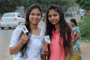 Gurgaon civic polls: First-time voters excited to get inked, vote for...