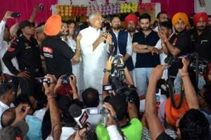 Gurdaspur LS bypoll: Jakhar says BJP pushing people into 'state of...