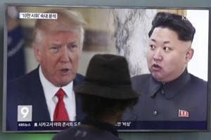 You won't be around much longer: Trump tweets threats against North...
