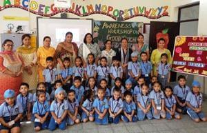 61,000 Anganbadi centres in Rajasthan now tobacco-free