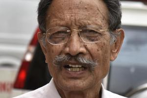 Tweets by Khanduri talk of political anguish, BJP MP says he didn't...