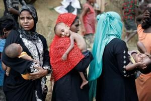 Rohingya in Bangladesh need 'massive' assistance: UN