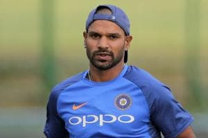 Shikhar Dhawan left out of Indian squad for last two ODIs vs Australia