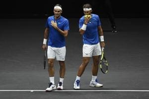 Power couple Rafael Nadal, Roger Federer r, ule out full-time...