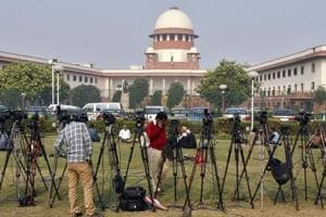 Congress MP moves bill proposing recording of all Supreme Court...