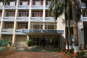 5. Bal Bharati Public School