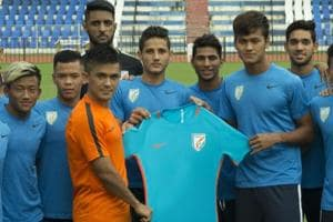 FIFA U-17 World Cup: Sunil Chhetri advises Indian team to 'soak in...