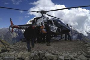 UK climber dies on Nepal mountain