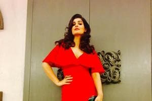 Twinkle Khanna in stunning red and more best dressed people at Vogue...