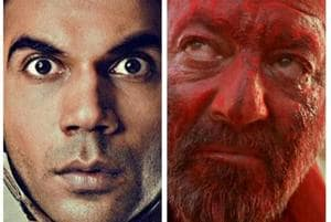 Rajkummar Rao vs Sanjay Dutt, Newton vs Bhoomi: Who won the David vs...