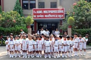 5. Fr Agnel Multipurpose School