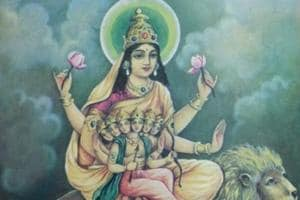 Navaratri 2017 day five: How to worship the fifth form of Goddess,...