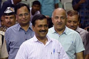 AAP govt questions L-G's move to appoint separate counsels for...