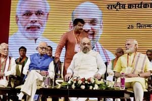 BJP national executive meet: PM Modi lauded for 'peaceful' solution to...