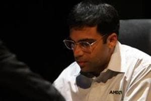 Viswanathan Anand draws, Harika Dronavalli wins in Isle of Man...