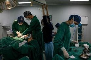 China's plastic surgery stampede: Going under the knife to look good