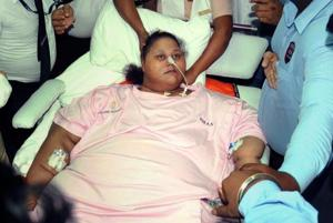 'Love India, but not Eman's doctor': Why family of 'world's heaviest...