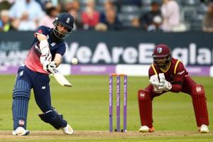 Moeen Ali 'just had a slog' in breathtaking England century vs West...