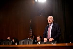 John McCain calls brain cancer prognosis 'very poor'