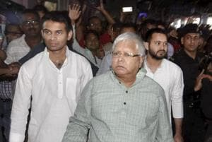 Lalu Prasad skips CBI questioning in IRCTC hotel scam, seeks 15 days...