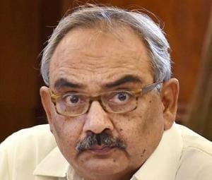 Former home secretary Rajiv Mehrishi takes over as CAG of India