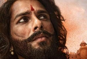 Shahid Kapoor's Padmavati look: He plays a battle-scarred king to...