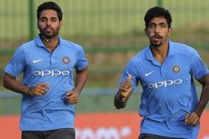 Steve Smith hails Jasprit Bumrah, Bhuvneshwar Kumar as best death-over...