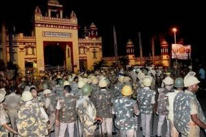 BHU crackdown: Police hooliganism on campuses must stop