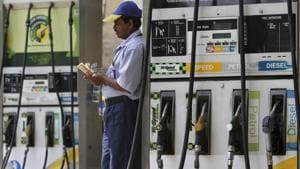 Petrol price hike: Congress steps up protest in Mumbai, demands GST on...