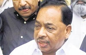 Suspense continues as BJP stays silent on Narayan Rane move