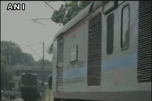 Allahabad: Three trains on same track come close to collision