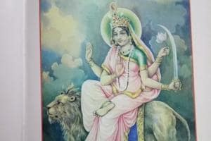 Navaratri 2017 day six: How to worship the sixth form of the Goddess:...