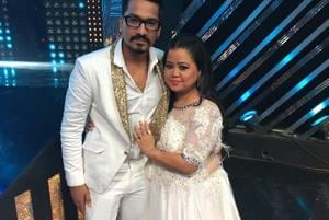 Check out pictures from Bharti Singh, Haarsh Limbaichaiyaa's...