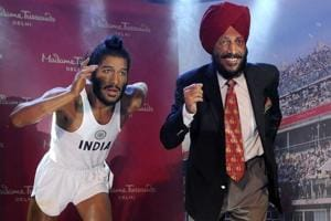 Milkha Singh's dream comes true, Flying Sikh gets a Madame Tussauds wax statue