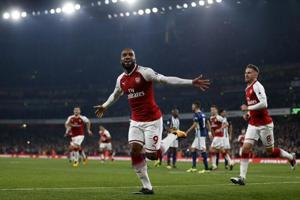 Alexandre Lacazette brace helps Arsenal see off West Brom in Premier...
