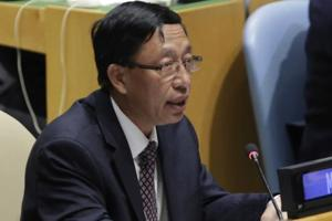 Myanmar's UN ambassador says no 'ethnic cleansing,' genocide against...