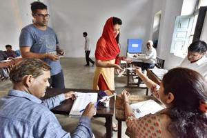 Data shows urban voters give Gurgaon civic polls a miss