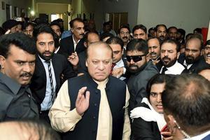 Nawaz Sharif to be indicted in corruption cases on Oct 2