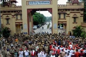 Yogi Adityanath government orders judicial probe into BHU violence