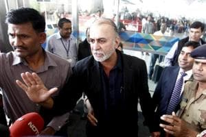 Former Tehelka editor-in-chief Tarun Tejpal was accused of sexually assaulting a female colleague in the elevator of a five-star hotel during an event at Goa in November 2013.
