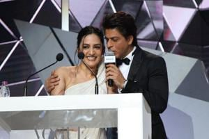 Shah Rukh Khan floors supermodel Nadia, actor Archie Punjabi, Padma...