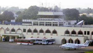 The Bihta airport will function in tandem with the existing Jay Prakash Narayan International airport (pic) in the heart of Patna.