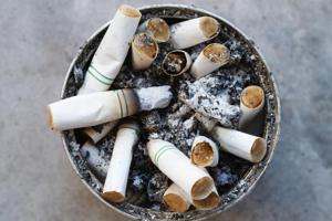 A condition has been put which says that authorised shops selling tobacco products cannot sell any non-tobacco products such as toffee, candy, chips, biscuits, soft drinks etc, which are essentially meant for children.