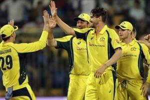 India vs Australia: David Warner slams ton as AUSregister...