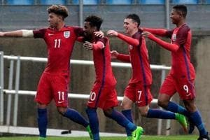England will look to win the FIFA U-17 World Cup after they did the same in the U-20 World Cup held earlier this year.