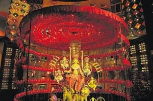 Durga Puja is the festival of about excess not austerity